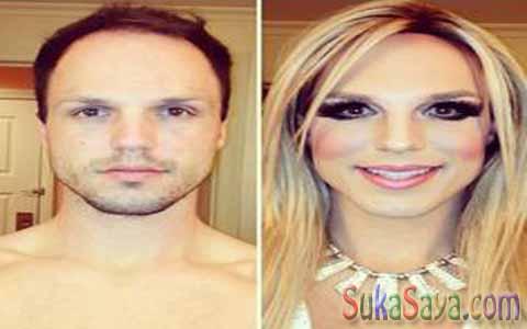 Pria Ini Bisa Mengubah Dirinya Mirip Britney Spears Tanpa Operasi Plastik