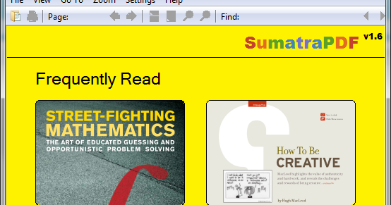 super fast pdf reader portable apps