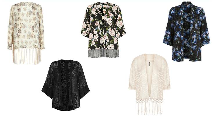 Kimono Trend SS14