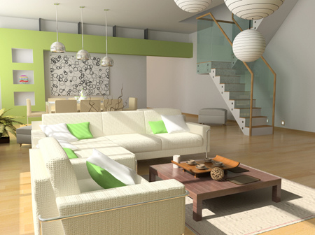 modern home interior design - Home Interior Decorating
