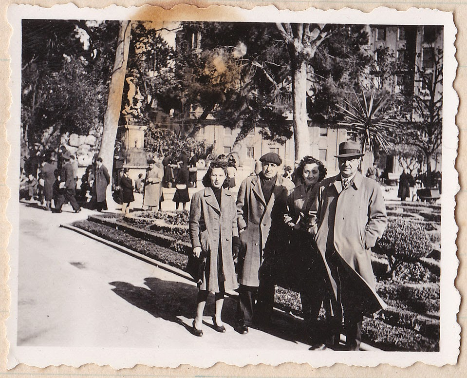 La Glorieta, Valencia, 1943