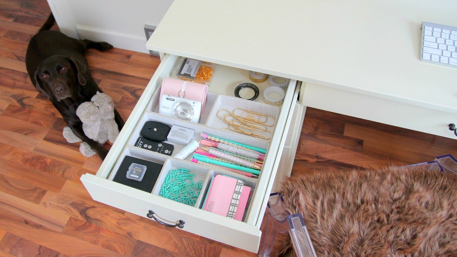 Desk Organization Ideas - Desk Organizer - Target Desk Organizer
