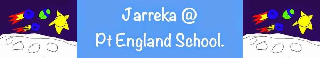 Jarreka @ Pt England School