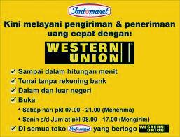 Cara Mengambil Uang Google Adsense via Western Union di Indomaret