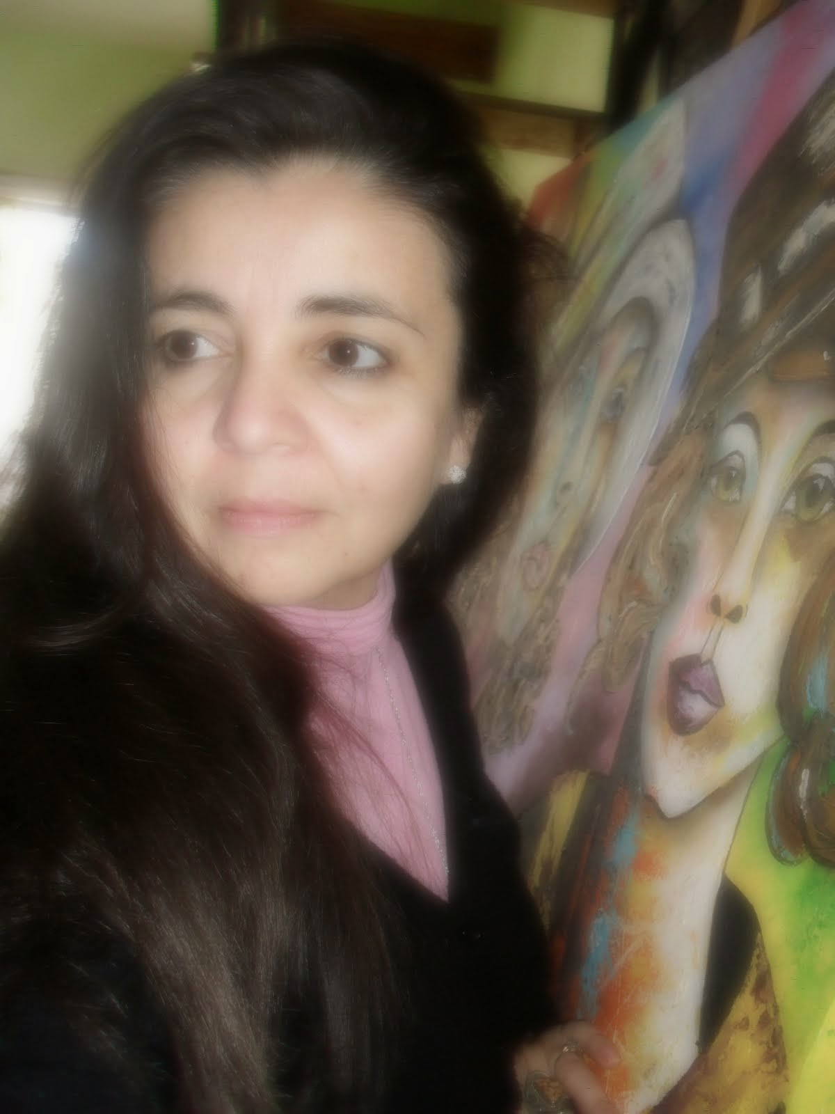 PROFESORA DE PINTURA DECORATIVA (Conservatorio de Arte Mabel Blanco)
