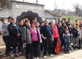 La mina de aur de la Roşia Montană, 6.04.2012...