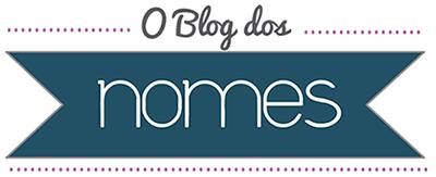 O Blog dos Nomes