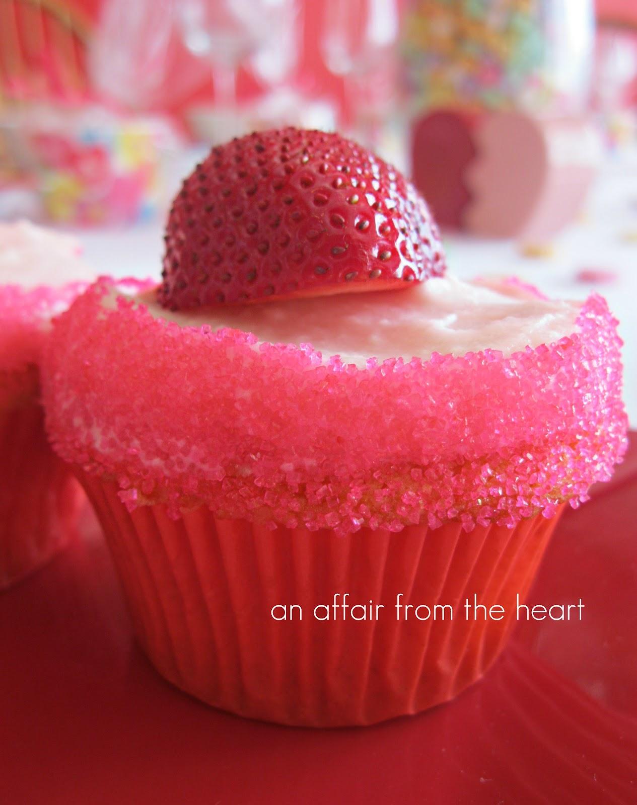 Strawberry Cupcake Mix