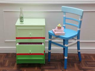 restauração de mobiliário