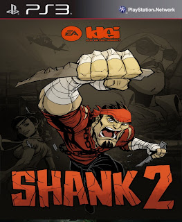 Shank 2 PSN PS3 ISO Games