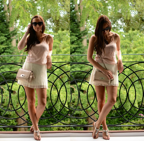 Summer_Outfits_Sandals_White_Nude_Mulberry_Chanel_Sunglasses