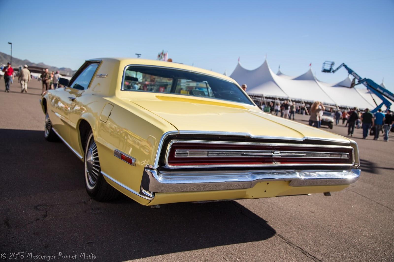 Barrett-Jackson 2014:  1968 Ford Thunderbird