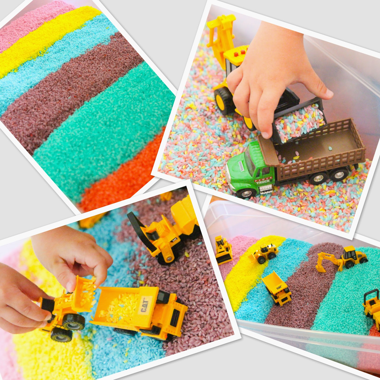 Sandpaper And Silly Putty: A Pretty Little Mess