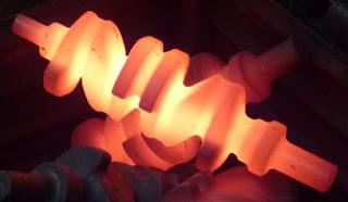 Heat Treatment Of Cranckshaft