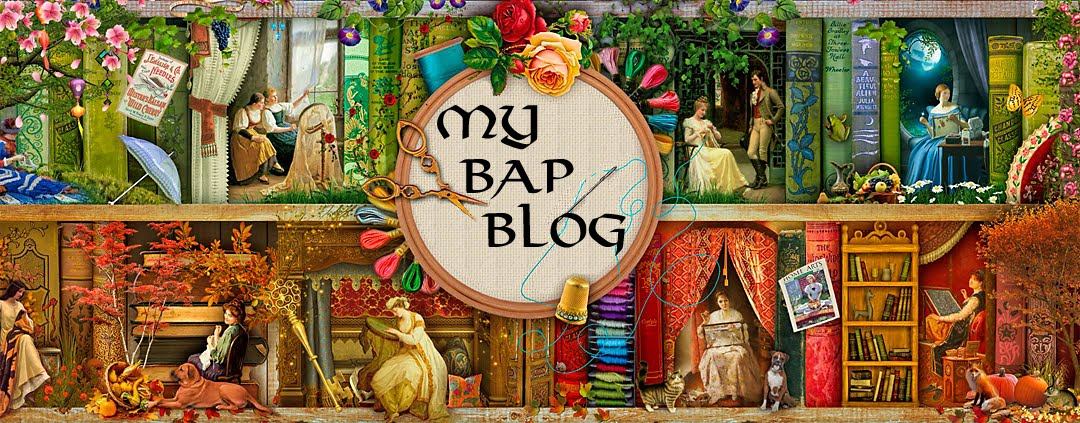 My BAP Blog