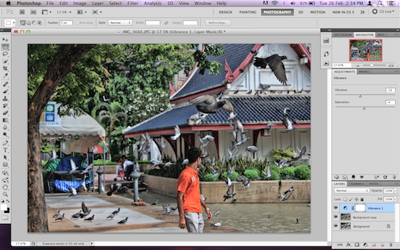 How to make HDR Photography in 1 Minute ?