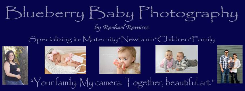 Blueberry Baby Photography