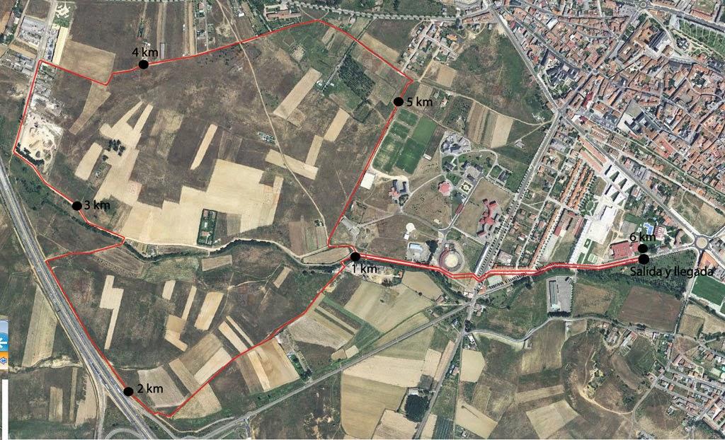 circuito carrera civico militar astorga