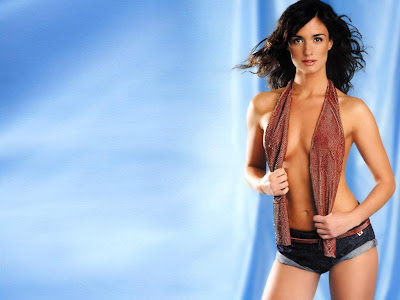 Paz Vega Topless Wallpaper