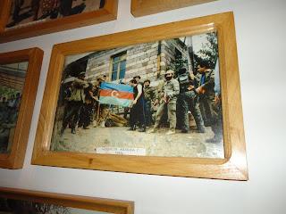 az azeri flag azerbaijan artsakh karabakh