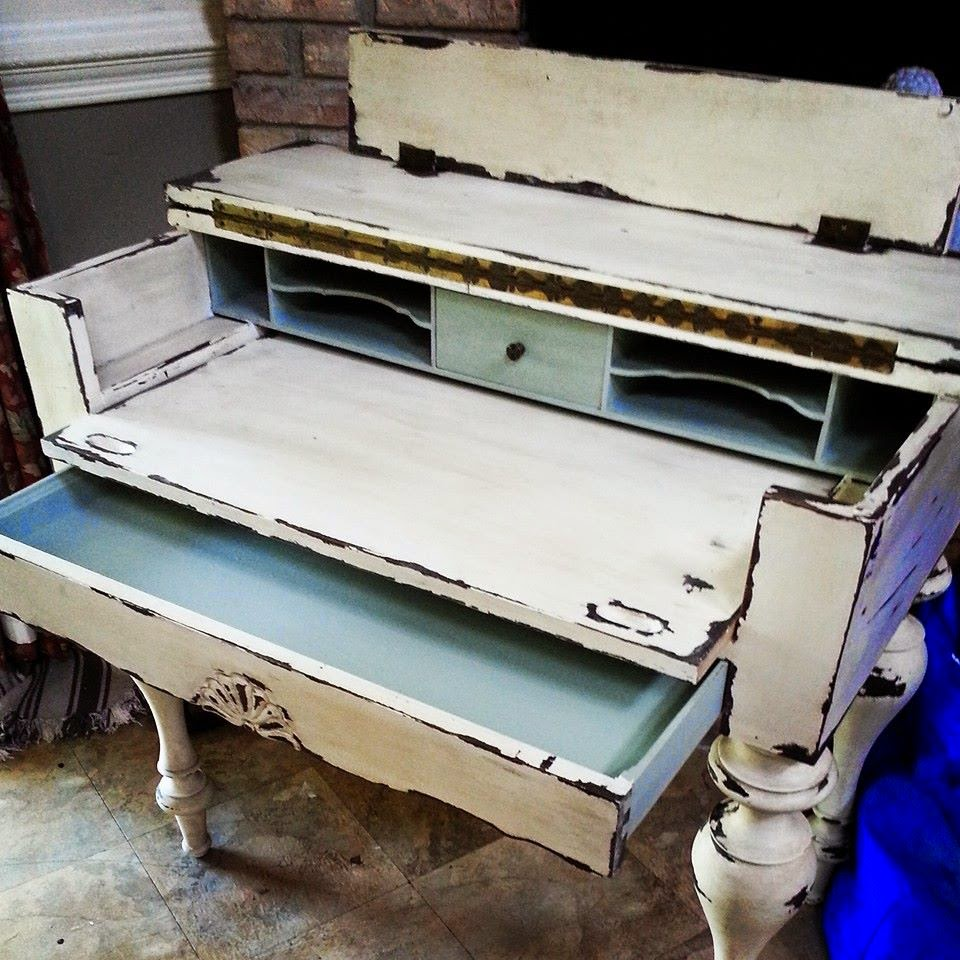 Chalk Paint A Spinet
