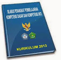 . Mulai tahun pelajaran 2013/2014 diterapkan Kurikulum Baru 2013