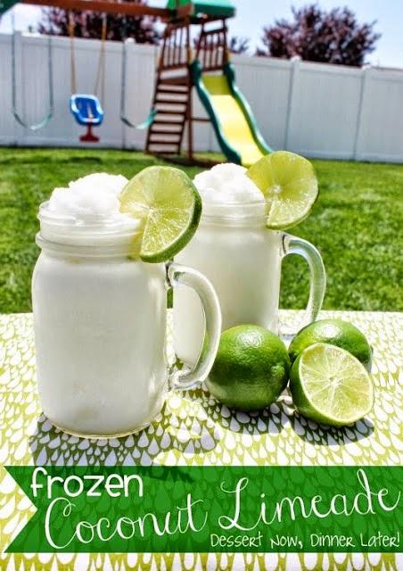 http://www.dessertnowdinnerlater.com/2013/06/frozen-coconut-limeade/