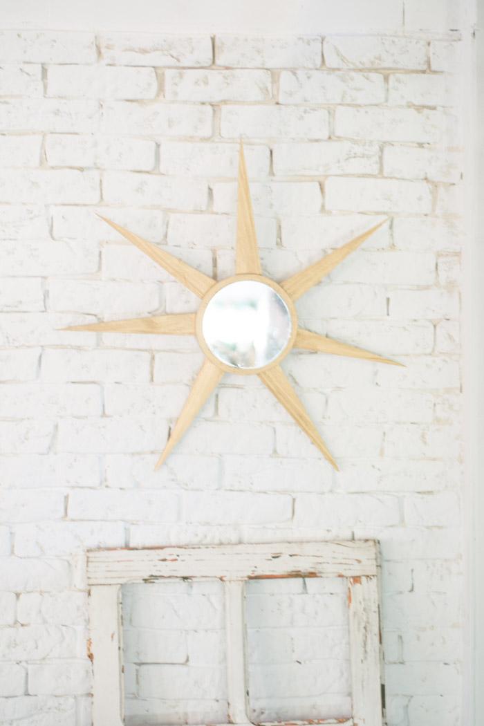 Cómo hacer un Espejo sol diy