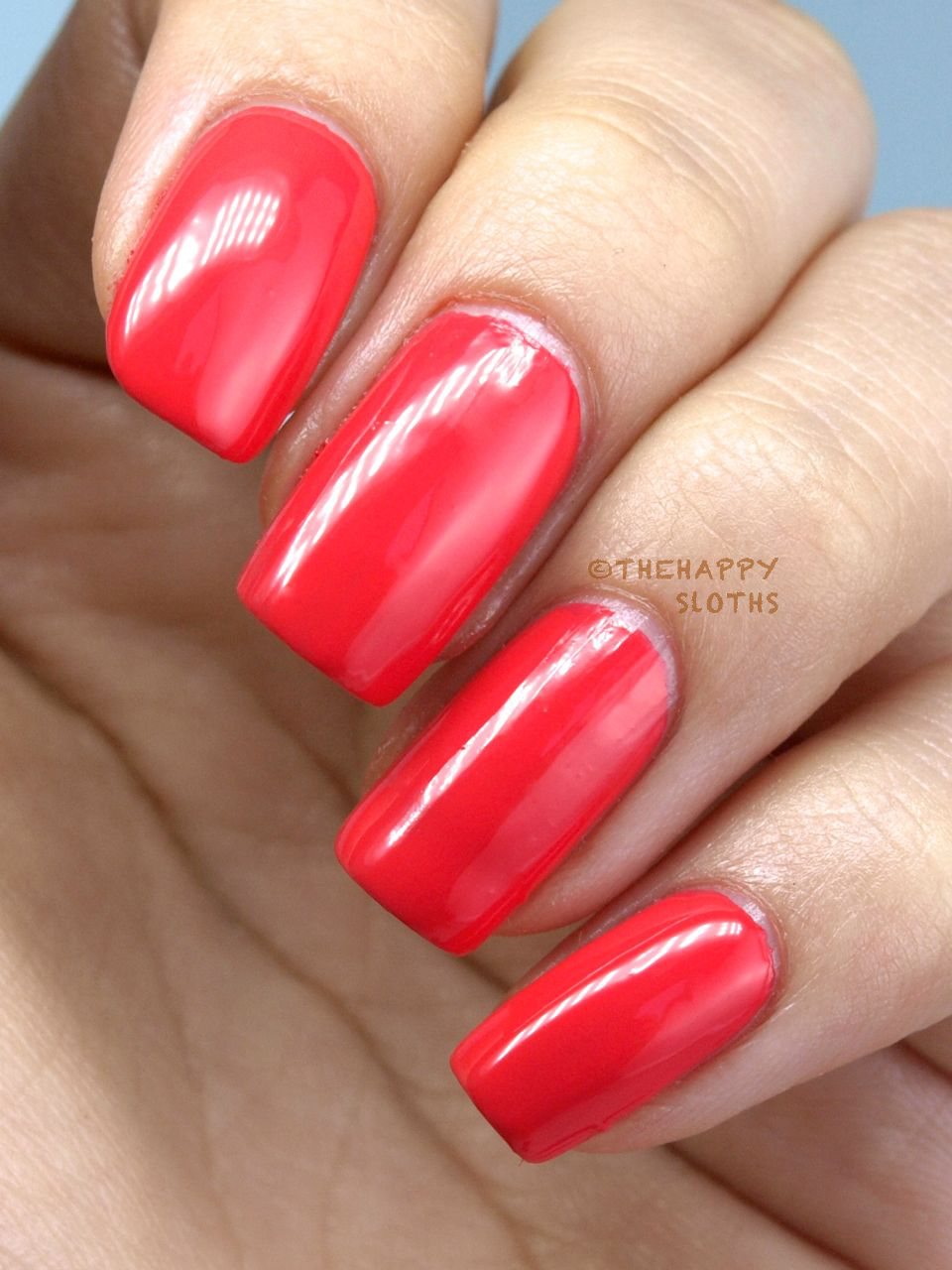 "Revlon ColorStay Gel Envy Longwear Nail Enamel in ""Pocket Aces"" Review Swatches"