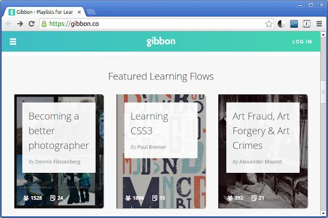 Gibbon 線上學習資源網站