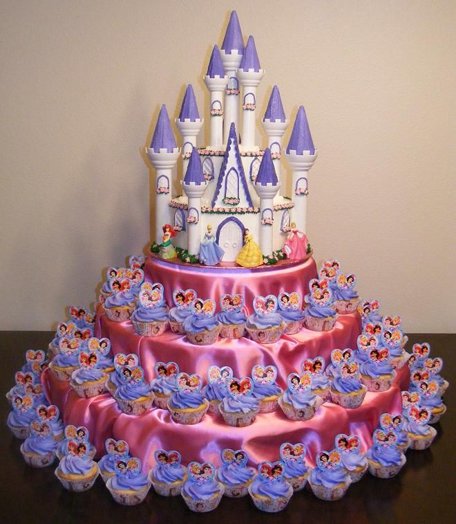 Images For Disney Princess Cake : So AMAZINGLY blessed!: A phenomenal girls 6th birthday party!
