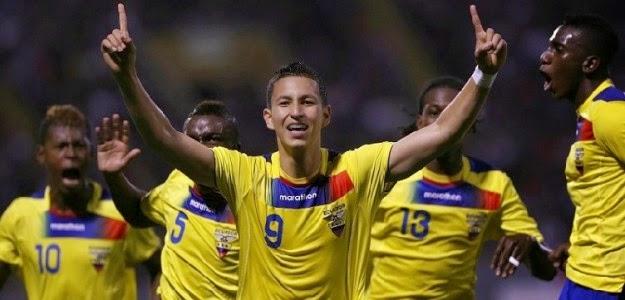 Ecuador Sub 20-Brasil Sub 20