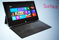 tablet surface vs apple ipad 3, perbandingan ipad dan tablet windows 8 terbaru, bagusan ipad atau tablet windows 8?