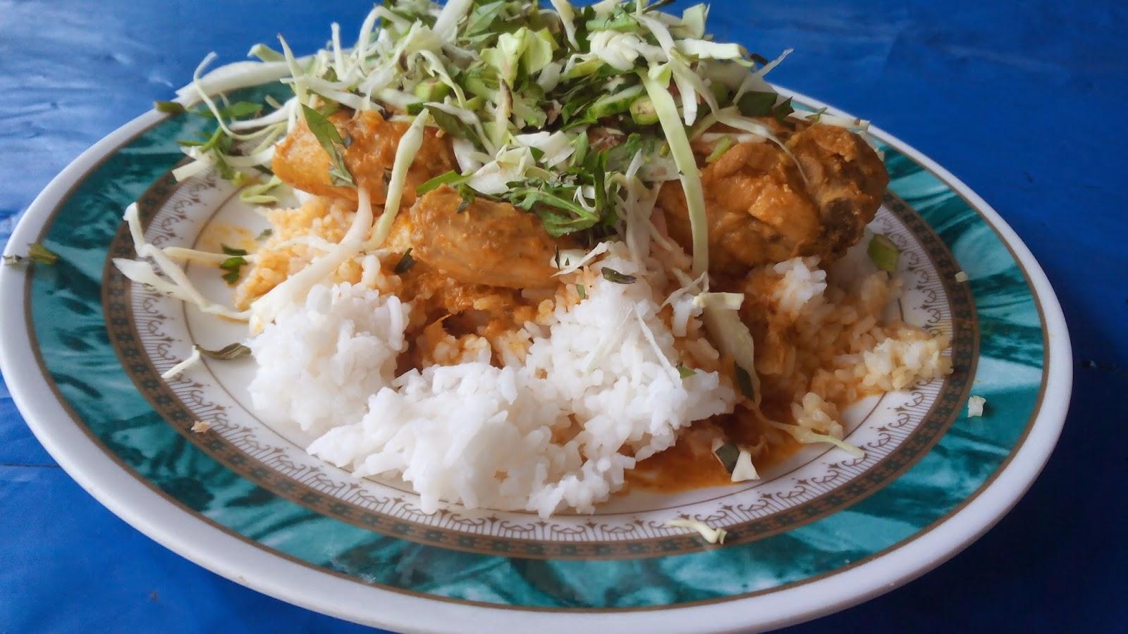 Makanan Kelantan Best di Tanjung Malim