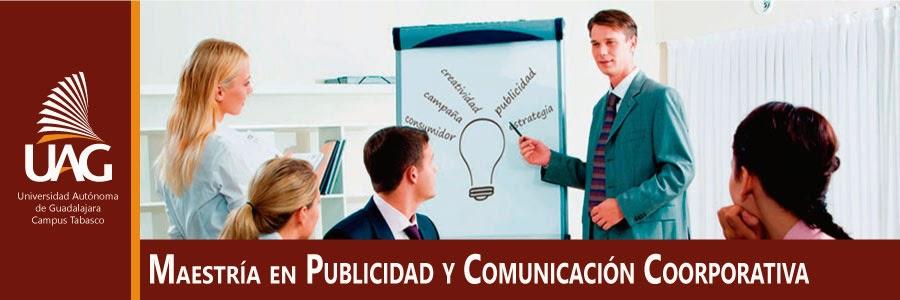 Maestria Publicidad y Comunicacion Corporativa