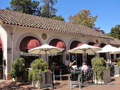 exterior of The Depot Bookstore and Cafe in Mill Valley, California