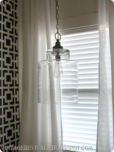 Home made modern diy light fixtures - Diy pendant light fixture ...