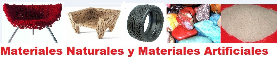 ¡Recursos Materiales Naturales y Artificiales!
