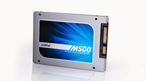 Ổ cứng SSD 460 Crucial M500