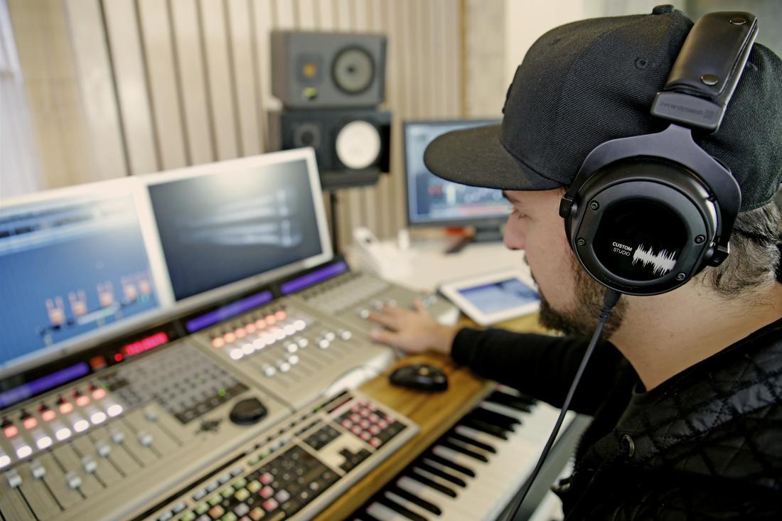 Beyerdynamic Custom Studio Kopfhörer