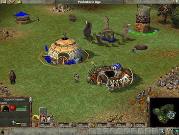 Empire Earth Steinzeit