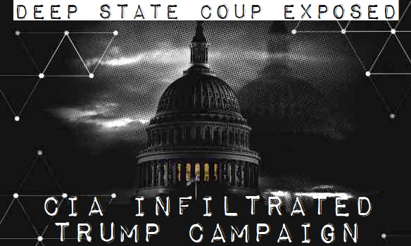Do we have actual elections in the US, or does the CIA and deep state do the deciding?