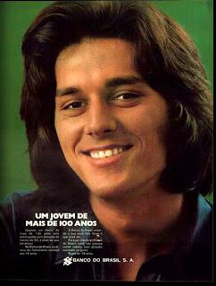 propaganda Banco do Brasil - 1973.  1973; os anos 70; propaganda na década de 70; Brazil in the 70s, história anos 70; Oswaldo Hernandez;