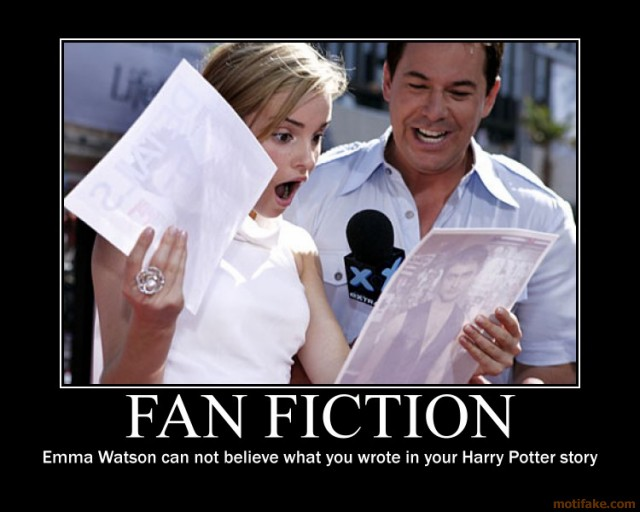 fan fiction de harry potter:
