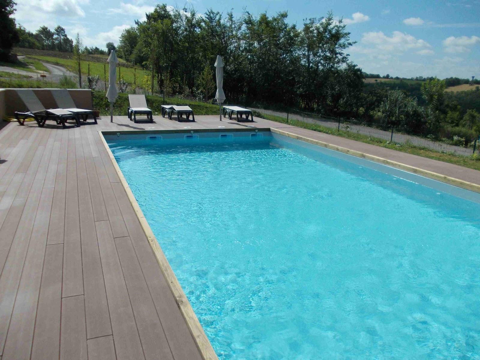 Le blog de la piscine bois for Fabricant piscine bois