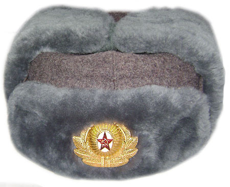 russian shapka ushanka