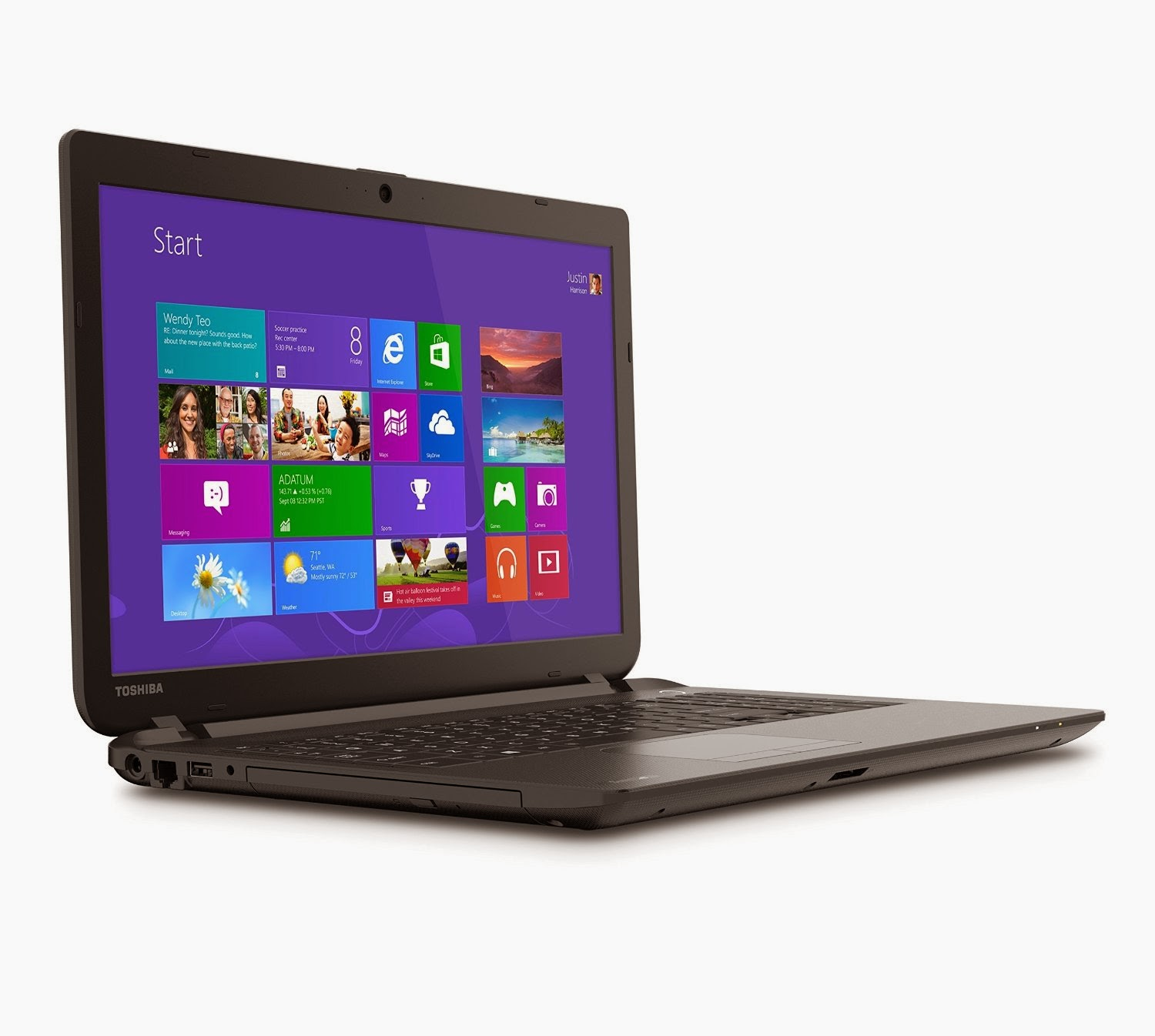 Toshiba laptop recommended? Please help... only 3 hrs left?