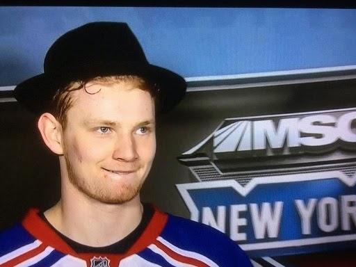 Mackenzie Skapski wears the Broadway Hat