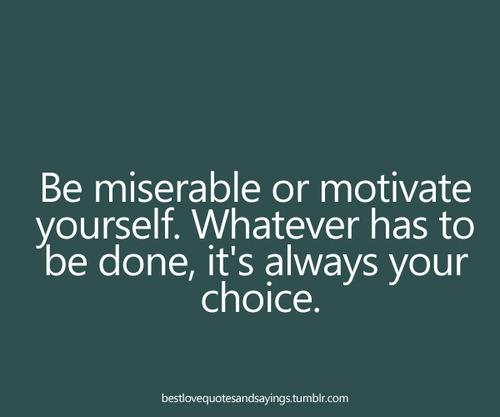 how to motivate yourself to change