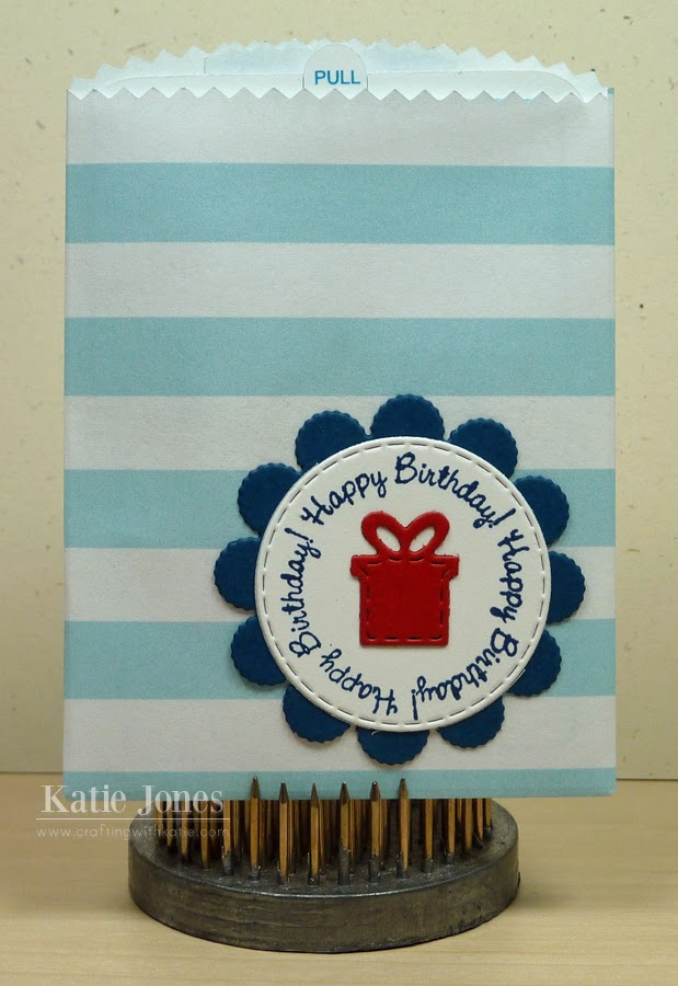 crafting with katie Interactive Birthday Card – Interactive Birthday Card